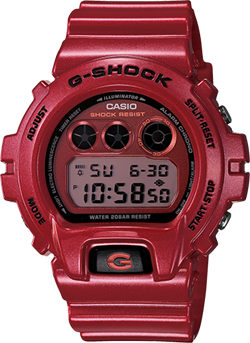 Часы Casio G-SHOCK DW-6900MF-4E