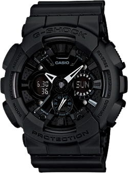 Часы CASIO G-SHOCK GA-120BB-1A