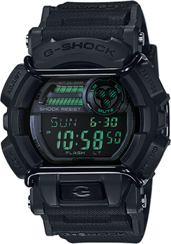 CASIO G-SHOCK GD-400MB-1E