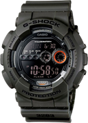 Часы CASIO G-SHOCK GD-100MS-3E