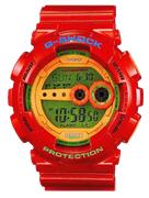 Часы CASIO G-SHOCK GD-100HC-4E