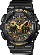 Casio G-SHOCK GA-100CF-9A