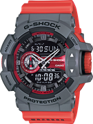 CASIO G-SHOCK GA-400-4B