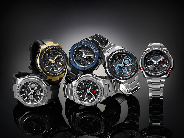 Casio G-Shock GST