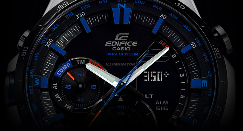 Хронограф Casio Edifice