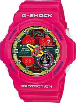Часы Casio G-SHOCK GA-310-4A