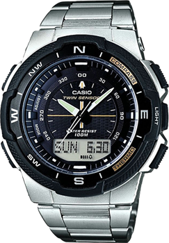Часы Casio SGW-500HD-1B