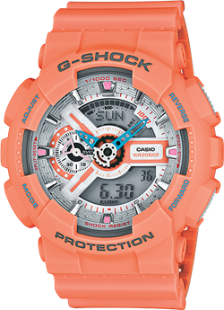 CASIO G-SHOCK GA-110DN-4A