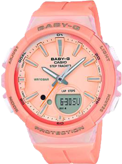 BABY-G BGS-100RT-4A
