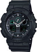 CASIO G-SHOCK GA-100MB-1A